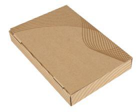 Упаковка «Крафт» под ежедневник
