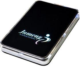 Внешний аккумулятор с подсветкой логотипа Uniscend Ace