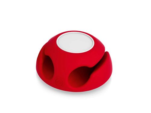"""Подставка для кабеля """"Clippi"""", красный"""