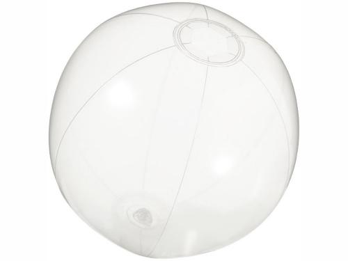 Мяч пляжный «Ibiza», прозрачный