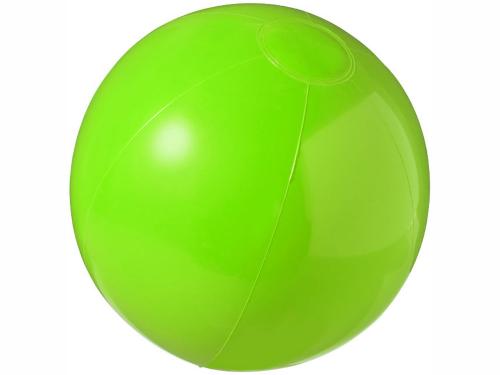 Мяч пляжный «Bahamas», зеленый