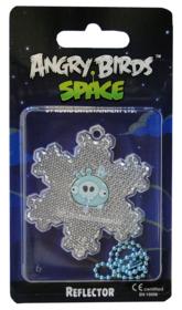 Светоотражатель Angry Birds Space