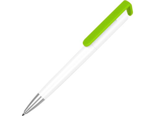 """Ручка-подставка """"Кипер"""", белый/зеленое яблоко"""