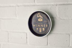 Тарелка Award малая