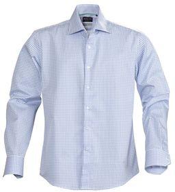 Рубашка мужская в клетку TRIBECA