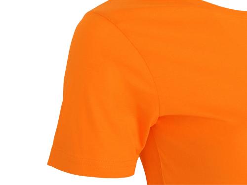 """Футболка """"Heavy Super Club C"""" женская, оранжевый M"""