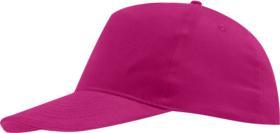 Бейсболка детская SUNNY KIDS ярко-розовая