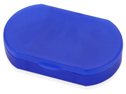 Футляр для таблеток и витаминов «Личный фармацевт», синий