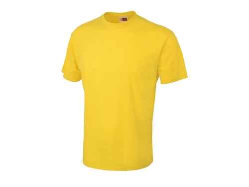 "Футболка ""Super club C"" мужская, желтый L"
