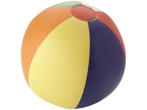 Мяч надувной пляжный «Rainbow», многоцветный