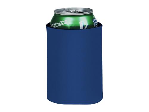 """Складной держатель-термос """"Crowdio"""" для бутылок, ярко-синий"""