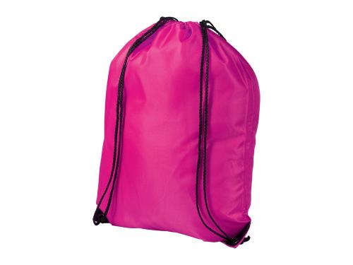 """Рюкзак стильный """"Oriole"""", вишневый светлый"""
