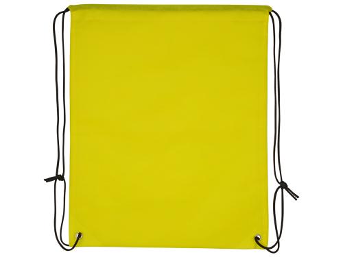 """Рюкзак-мешок """"Пилигрим"""", желтый"""