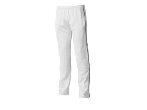 Спортивные брюки женские, белый/серый S