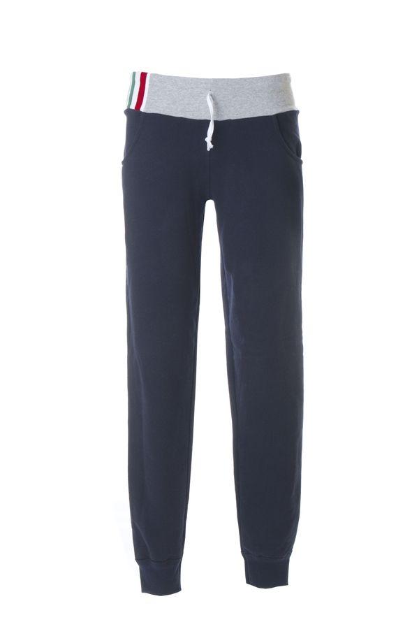 CAPRI Жен. Штаны Италия темно-синий, размер XL