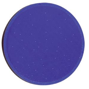 Магнит; синий; D=5,5 см.;
