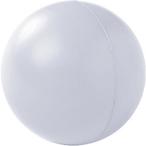 """Антистресс """"Мяч"""", белый, D=6,3см, вспененный каучук"""