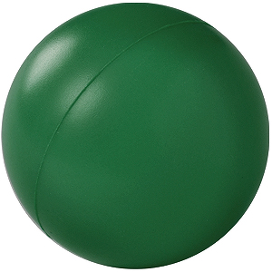 """Антистресс """"Мяч"""", зеленый, D=6,3см, вспененный каучук"""
