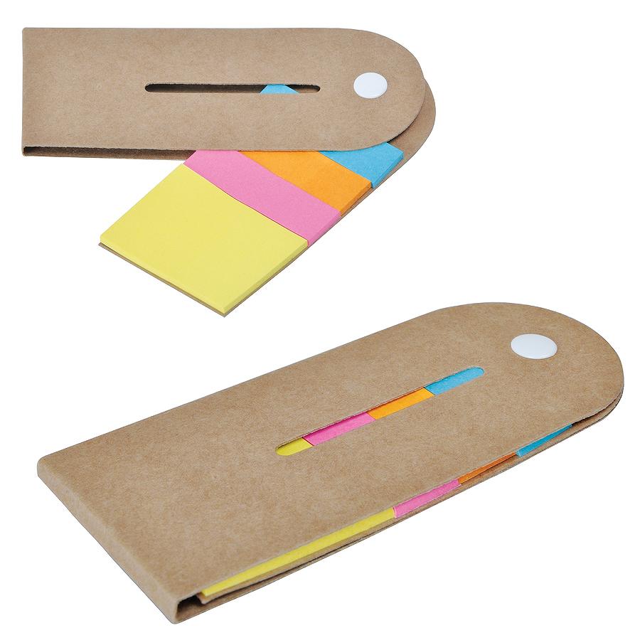 """Набор стикеров  """"NOTE"""";  11.5x5 см; картон, тампопечать"""
