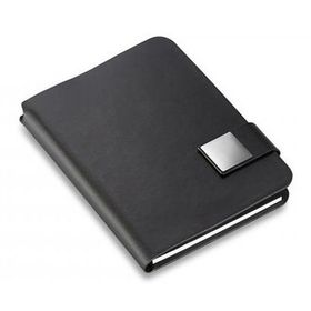 Книжка для записей Tom формата А6 с отделением под смартфон