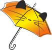 Оригинальные и необычные зонты под нанесение фирменной символики
